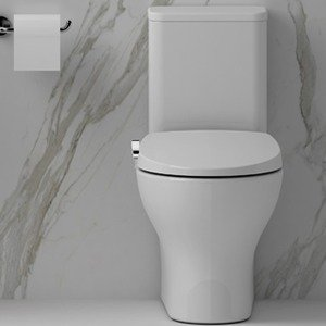 Enjoyable Bio Bidet Slim Zero Non Electric Bidet Seat For Elongated Caraccident5 Cool Chair Designs And Ideas Caraccident5Info