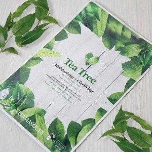 茶树祛痘舒缓面膜