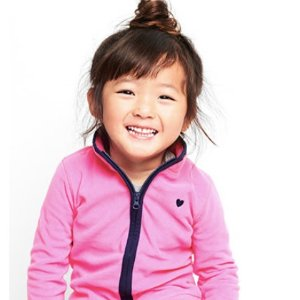 $9.6 & UpOshKosh BGosh Kids Hoodies & Pullovers on Sale