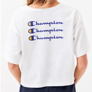 ChampionRepeat Logo Cropped T-Shirt