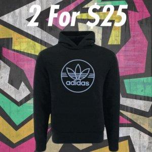 2 For $25adidas Hoodies Sale