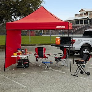 Craftsman Commercial 10' x 10' Instant Canopy - Red