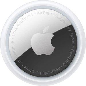 Apple单只装AirTag 智能追踪器