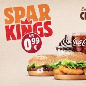 双层芝士堡、上校鸡块仅€0.99起