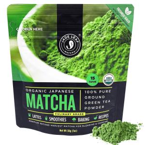 Jade Leaf Organic Matcha Green Tea Powder 1.06oz