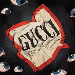 低至7折起Gucci 专场特卖会,手表、包包、服饰、鞋履都有哦