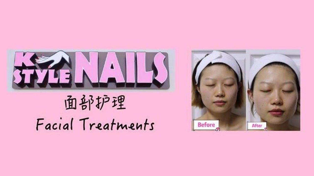 想要韩式水光肌?让K-Style Nails帮你实现吧!