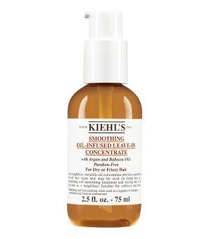 Smoothing Oil-Infused Leave-in Conditioner Concentrate -Kiehl's