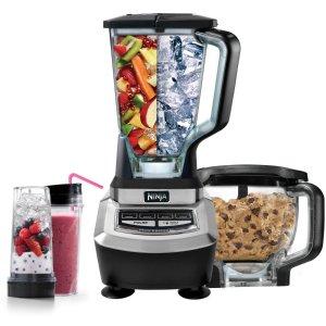黑五开抢:Ninja Supra BL780 厨房榨汁机及搅拌器套装