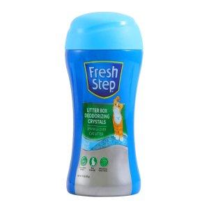 史低价:Fresh Step 水晶猫砂增香除臭剂