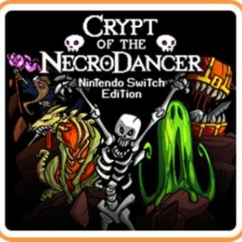 Crypt of the NecroDancer - Nintendo Switch