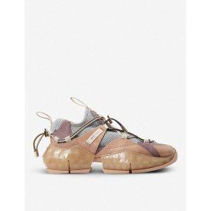 Jimmy Choo钻石底运动鞋