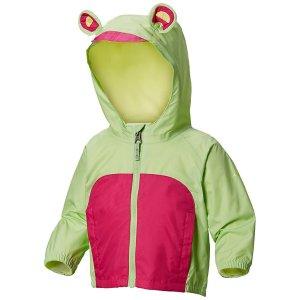 ColumbiaInfant Kitteribbit™ Fleece Lined Rain Jacket