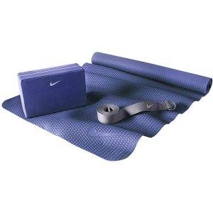 Nike Essential 瑜伽套件- Blue