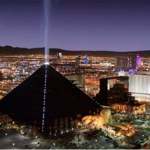 $27/N 70% Off + $50 Credit to SpendLuxor Hotel and Casino - Las Vegas, NV
