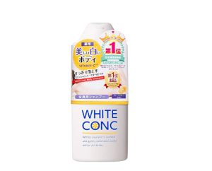Amazon.com : White Conc Body Shampoo Cii Shampoo Conc for Women, 12.1 Ounce : Beauty