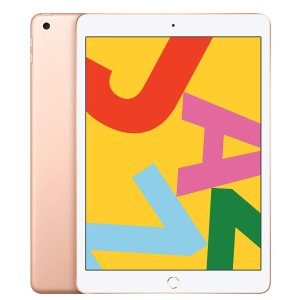 128GB WiFi 版 $399.99 现货发售全新10.2吋第7代 iPad 适配iPad OS 支持Apple Pencil