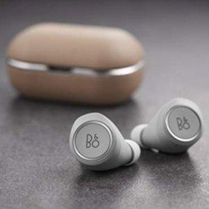 折后€149.99 原价€299.99Bang & Olufsen E8 2.0 无线蓝牙耳机 小羊皮充电盒 简约精致