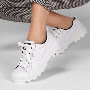 $42.5(官网$90)Skechers Roadies 小白鞋 多尺码可选 麦昆Hybrid 平替