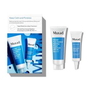 Murad$31 valueKeep Calm and Poreless
