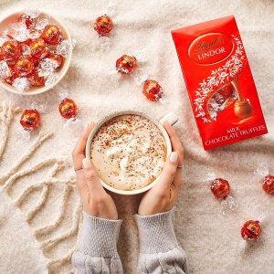 Extra 15% OffLindt LINDOR Chocolate Truffles