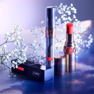 Last Day: 20% Offwith $50 Lipstick Purchase @ YSL Beauty