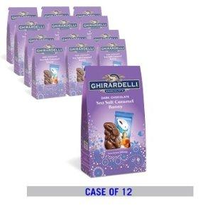 Ghirardelli巧克力复活兔礼盒 12包
