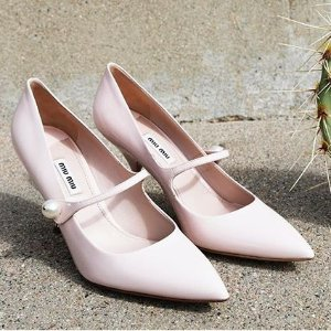 定价优势 + 低至4折 收chloe花瓣鞋Italist 美鞋热卖 Chloe、MiuMiu、RV等大牌美鞋$200+起
