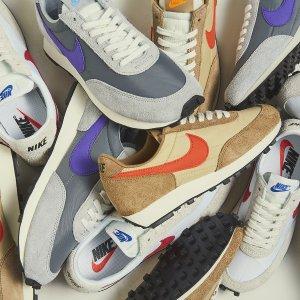 低至4.5折 $24收Nike T恤白菜价:SSENSE 百元以下潮品 $66起收封面款Daybreak运动鞋