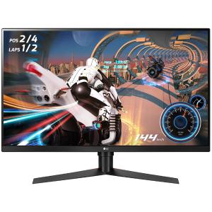 $349 旗舰带鱼屏显示器$649LG 32GK650G-B 32吋 2K 144Hz G-SYNC 显示器