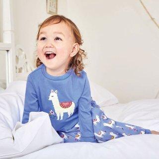 购睡衣送童书JoJo Maman Bébé 婴幼童睡衣套装特卖