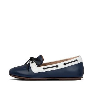 FitFlop$20 off $100Lace-Up Boat-Style Shoes