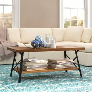 Enjoyable Wayfair Selected Coffee Tables On Sale As Low As 23 Dealmoon Uwap Interior Chair Design Uwaporg