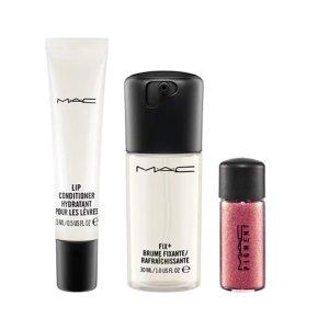 $36 (原价$45)+送睫毛膏中样+免邮上新:MAC 明星产品超值套装特卖