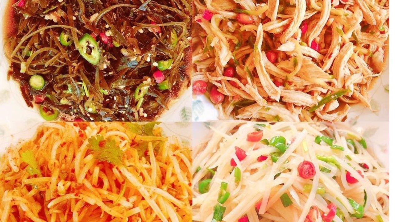 超适合夏天吃的小凉菜 让你清凉一夏!