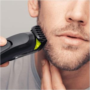 胡须、耳鼻毛、头发适用Braun 6合1毛发修剪器 MGK3021 胡须、耳鼻毛、头发适用