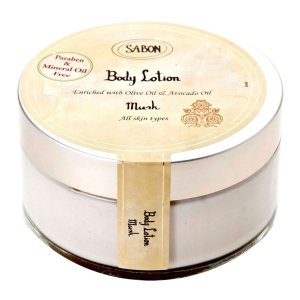 Musk Body Lotion Jar - Body  Care  | Sabon Luxury Bath and Body Products