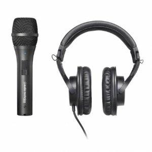 $79.99Audio-Technica AT2005USB 麦克风 & ATH-M20x 耳机套装