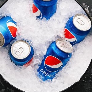 As Low As $5.23Pepsi, 12 fl oz. cans (18 Pack)