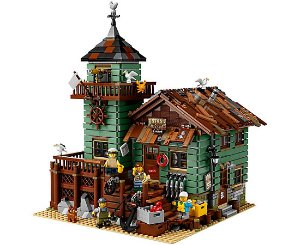 Old Fishing Store - 21310   Ideas   LEGO Shop
