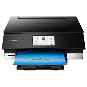 $99.99 With $70 Best Buy Gift CardCanon PIXMA TS8220 Wireless All-In-One Printer