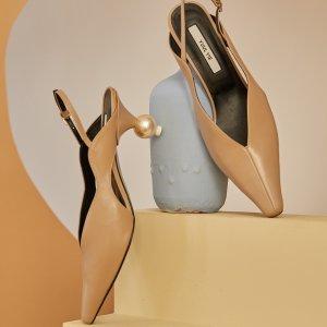 低至3折+折上9.5折W Concept 折扣区美鞋好看不贵 折上折收新款Yuul Yie