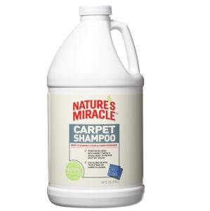 $6.99 销量冠军Nature's Miracle 地毯污渍气味清洁剂 64盎司