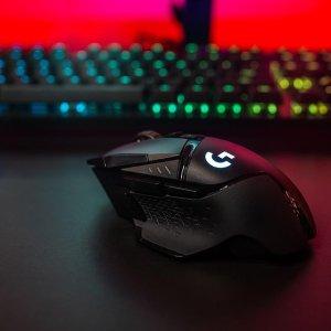 $169.98(原价$199.99)Logitech 罗技 G502 无线游戏鼠标