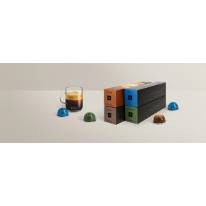 Vertuo Dark Roast Coffee Pack   40 Coffee Assortments   Nespresso USA