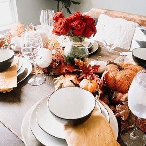 Mikasa 全场餐具、家居装饰品回馈促销