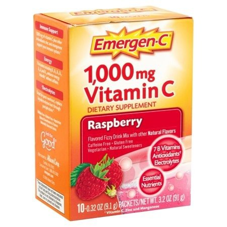 1000mg 维生素C 树莓味 10包