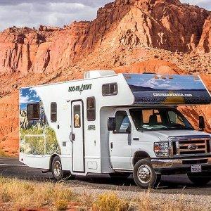 $357玩转一号公路 美西4城出发旅行方式新定义 途风带你跟着房车去旅行