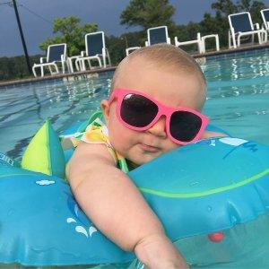8折保护眼睛潮酷有型Babiators 儿童墨镜热卖 让阳光不再刺眼