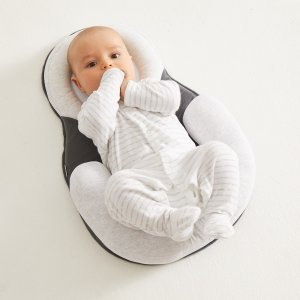 Baby Crib Portable U Shape Baby Bed Mattress Baby Sleep Memory Pillow for Newborn Cotton Travel Carry Cot